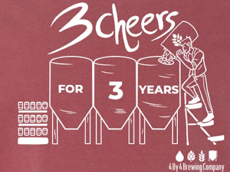 4 x 4 brewing