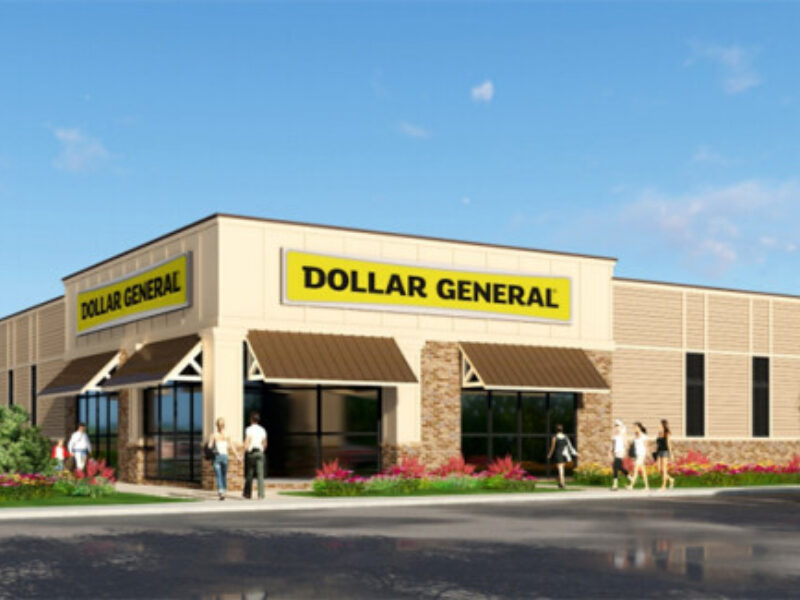 Dollar General rendering