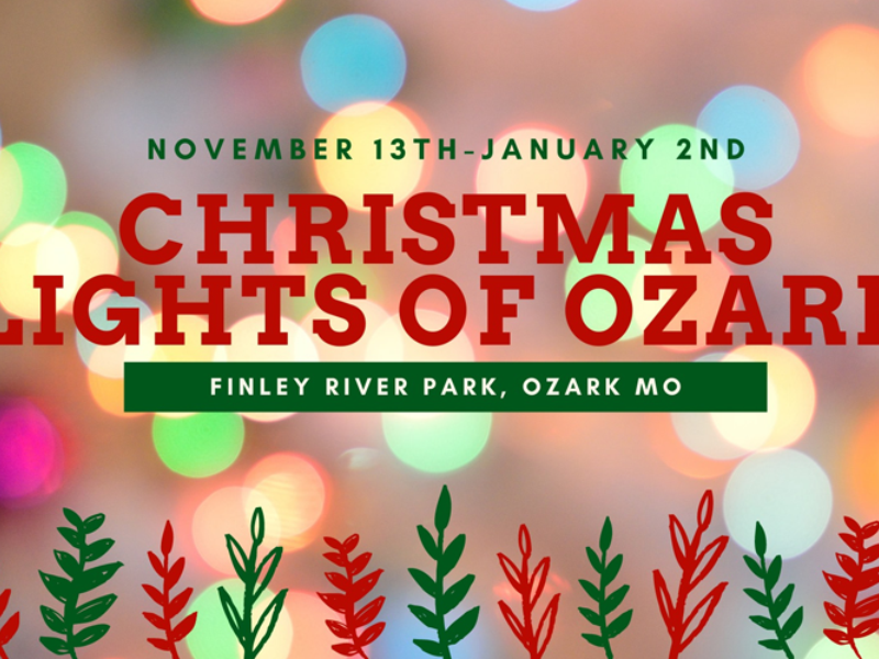 Ozark park lights