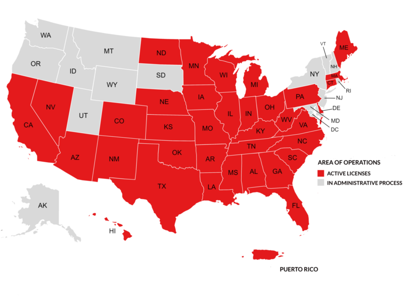 Updated Map 5 19