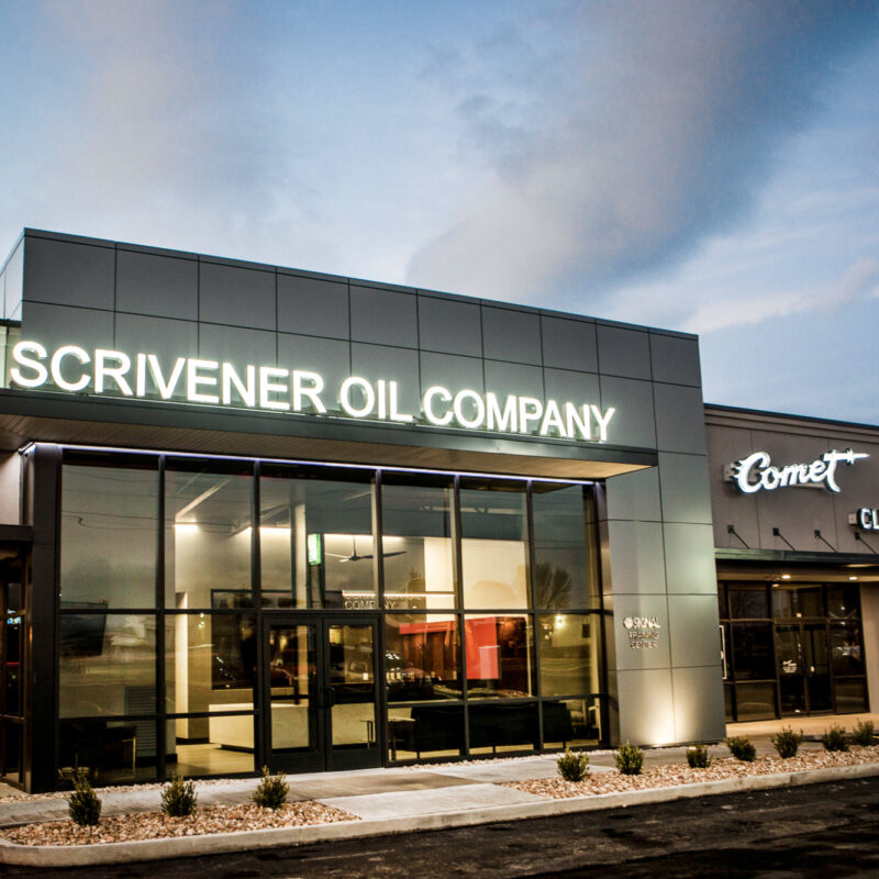 Scivener Oil Headquarters